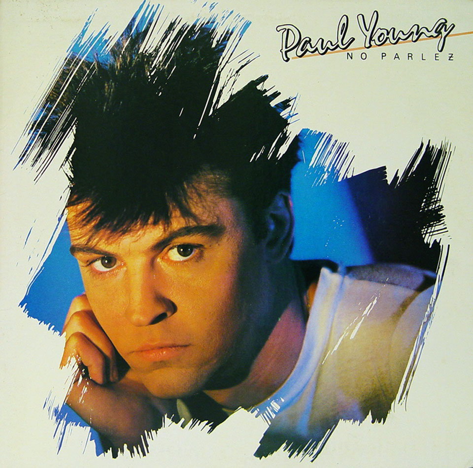 """Paul Young Vinyl 12"""" (Used)"""