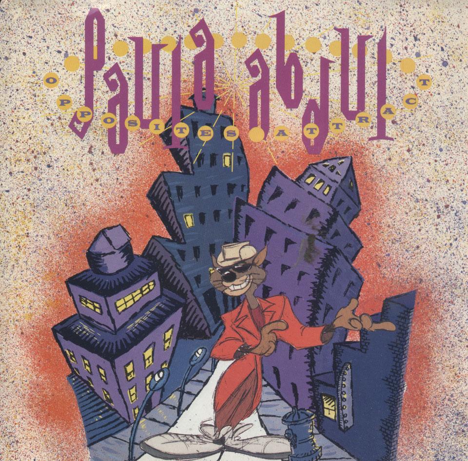 """Paula Abdul Vinyl 7"""" (Used)"""