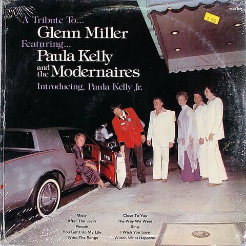 """Paula Kelly Vinyl 12"""" (Used)"""