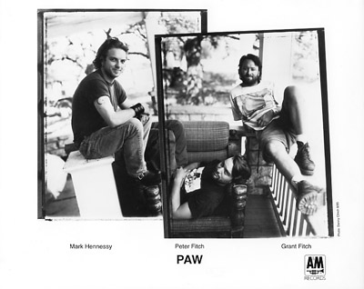 Paw Promo Print