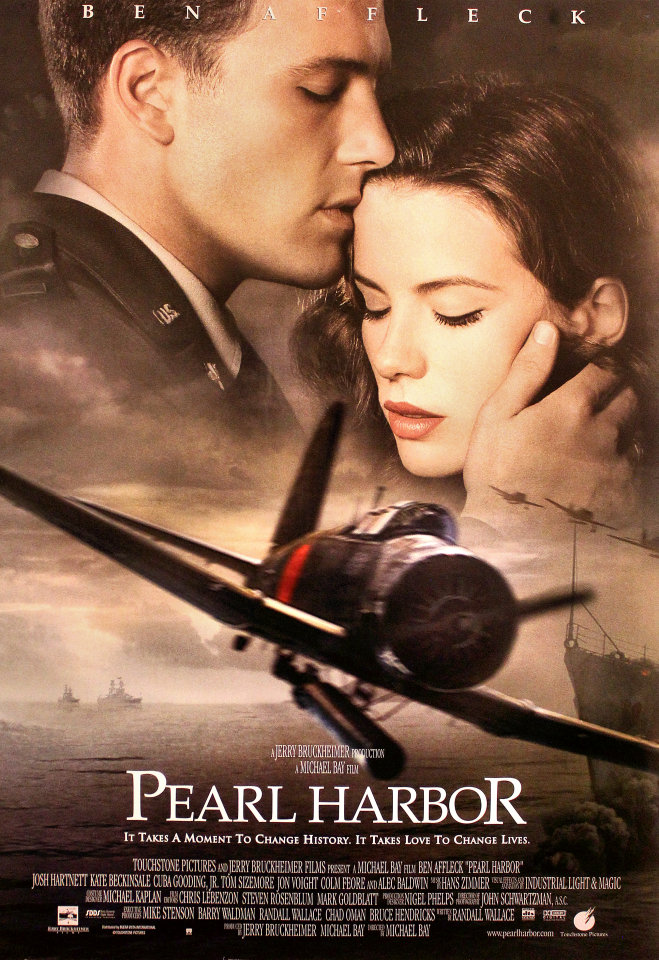 Image result for pearl harbor movie poster