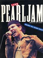 Pearl Jam Live Book
