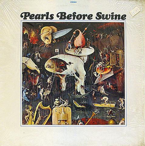 "Pearls Before Swine Vinyl 12"" (Used)"