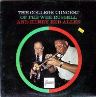 "Pee Wee Russell And Henry ""Red"" Allen Vinyl 12"" (Used)"