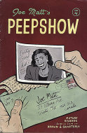 Peepshow #4 Comic Book