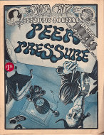 Peer Pressure: Santa Cruz Entropic Journal Comic Book