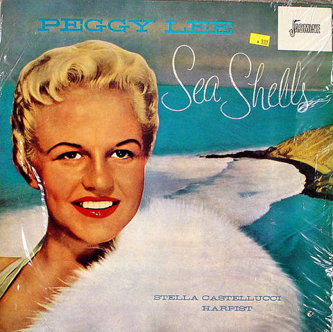 "Peggy Lee Vinyl 12"" (New)"