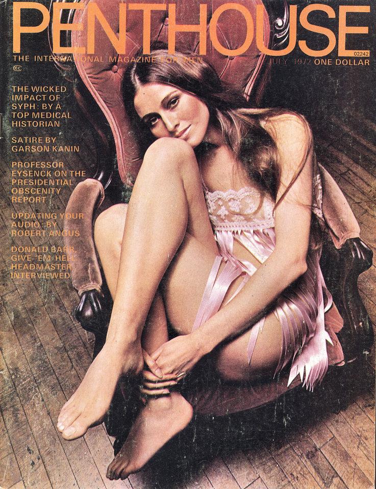 Penthouse Jul 1,1972