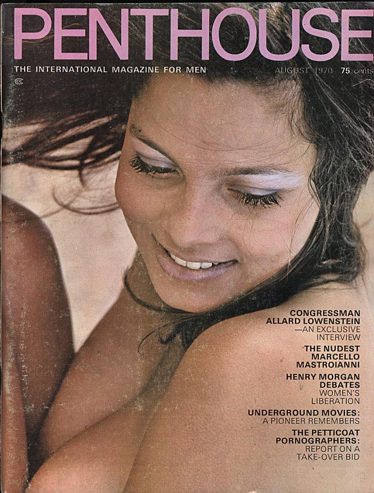 Penthouse Magazine August 1970