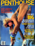 Penthouse Magazine August 1988 Magazine