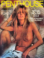 Penthouse Magazine December 1973 Magazine