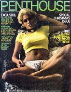 Penthouse Magazine December 1975 Magazine