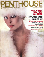 Penthouse Magazine December 1979 Magazine