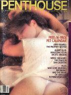 Penthouse Magazine December 1981 Magazine
