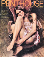 Penthouse Magazine July 1972 Magazine