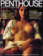 Penthouse Magazine May 1975 Magazine