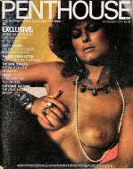 Penthouse Magazine November 1975 Magazine