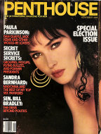 Penthouse Magazine November 1988 Magazine