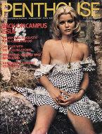 Penthouse Magazine October 1972 Magazine