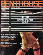Penthouse Magazine September 1977 Magazine
