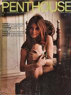 Penthouse Mar 1,1972 Magazine
