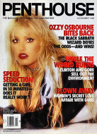 Penthouse Nov 1,1998 Magazine