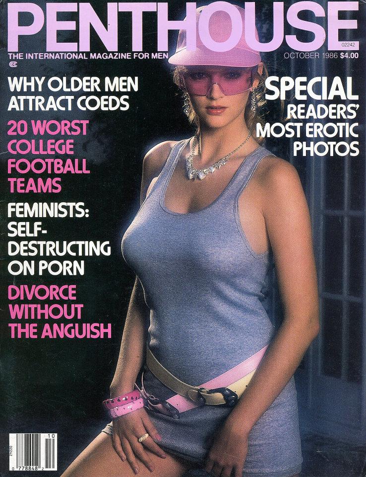 penthouse vol. 18 no. 2 magazine, oct 1, 1986 at wolfgang's