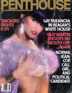 Penthouse Vol. 18 No. 9 Magazine