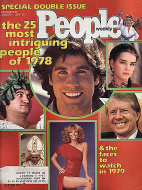 People 25 Most Intriguing People of 1978 Magazine