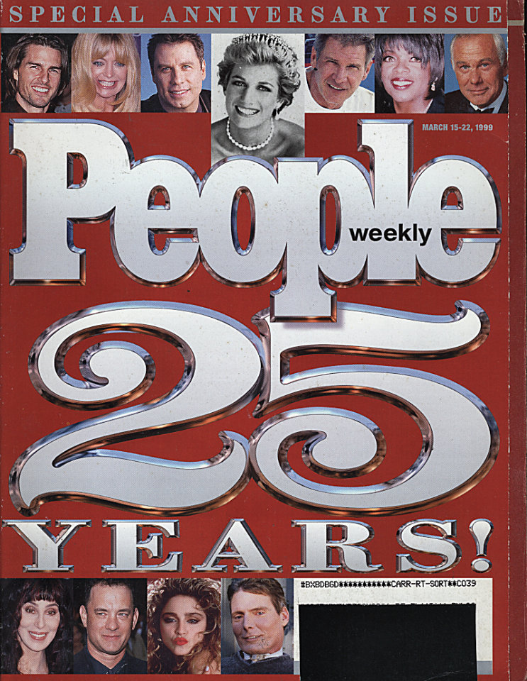 People 25th Anniversary Issue