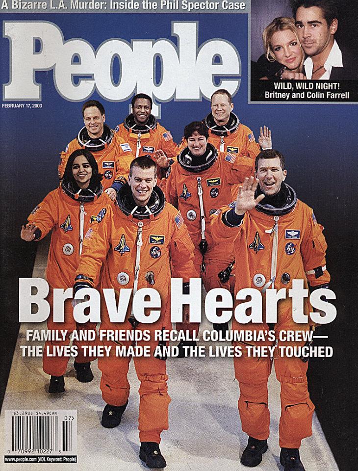 People  Feb 17,2003