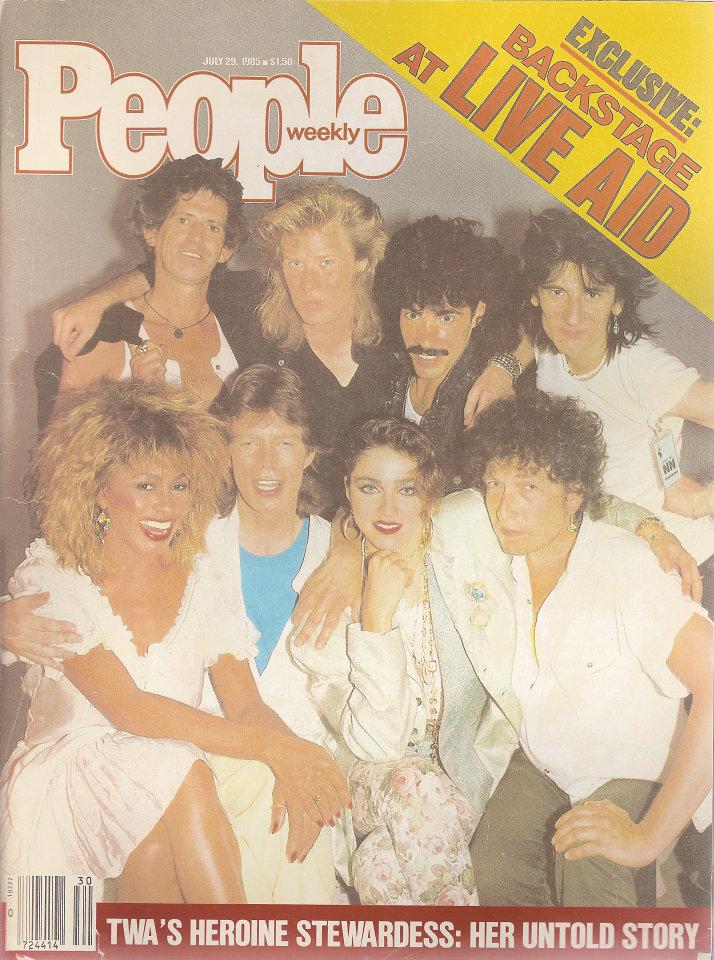 People  Jul 29,1985