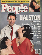 People Magazine April 09, 1990 Magazine
