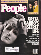 People Magazine April 30, 1990 Magazine