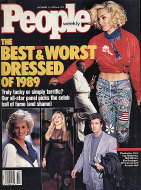 People Magazine December 11, 1989 Magazine