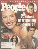 People Magazine December 31, 1999 Magazine