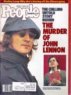 People Magazine February 23, 1987 Magazine