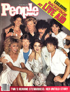 People Magazine July 29, 1985 Magazine
