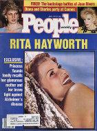 People Magazine Vol. 27 No. 22 Magazine