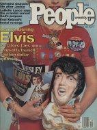 People Magazine Vol. 8 No. 15 Magazine
