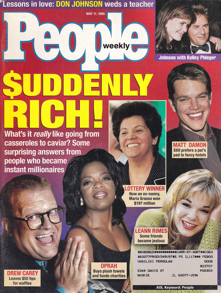 People  May 17,1999