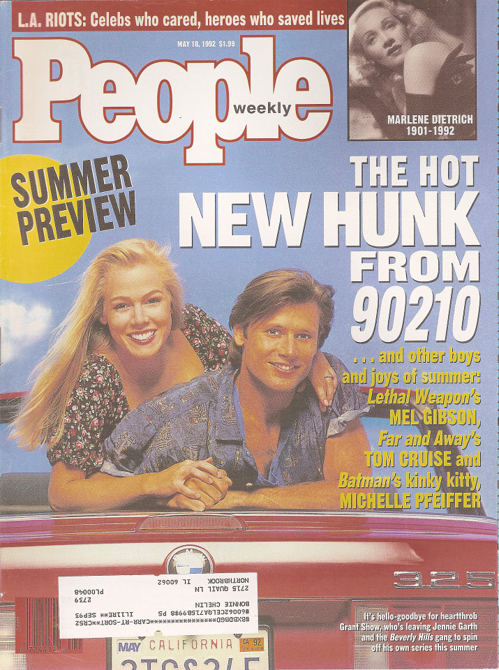 People  May 18,1992
