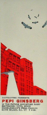 Pepi Ginsberg Poster