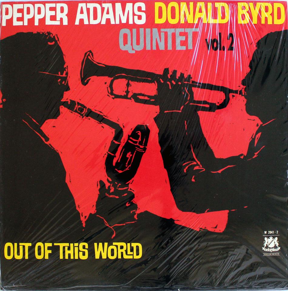 "Pepper Adams Vinyl 12"" (New)"