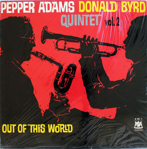 "Pepper Adams Vinyl 12"" (New)"