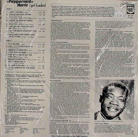 """Peppermint Harris Vinyl 12"""" (New)"""