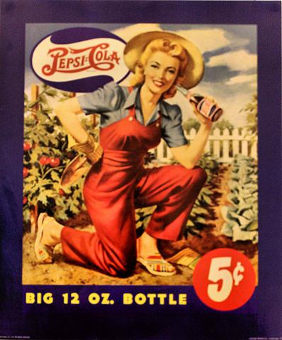 Pepsi-Cola Poster
