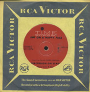 """Percussion On Stage Vinyl 7"""" (Used)"""