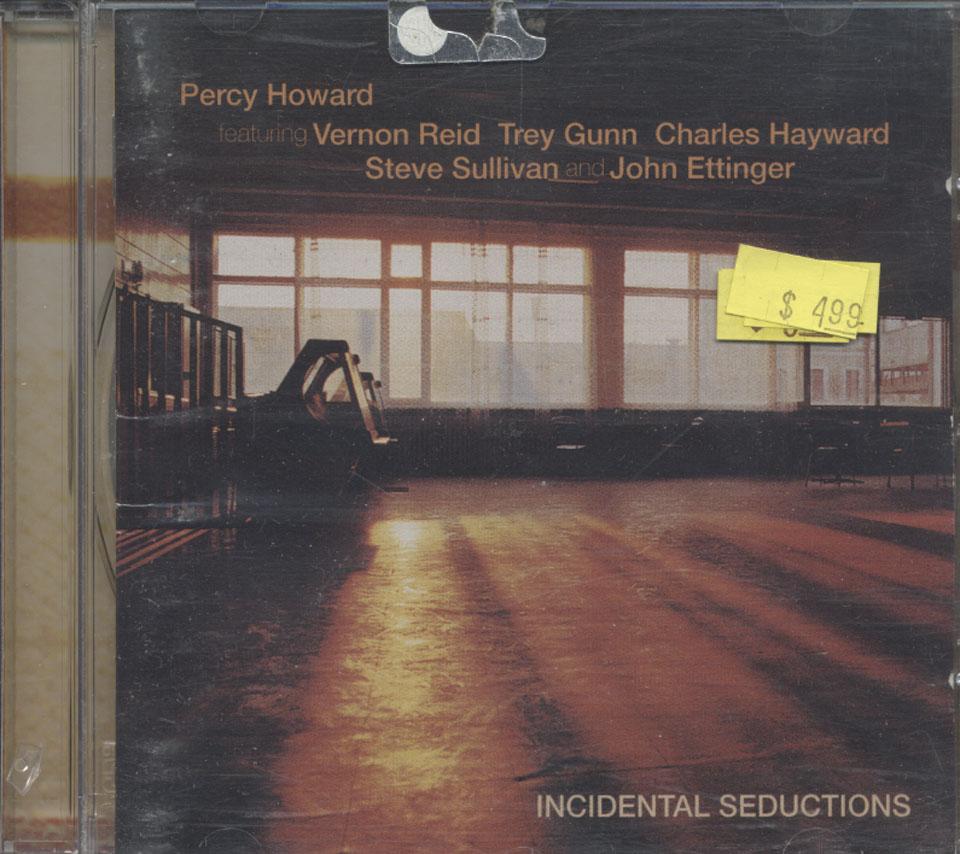 Percy Howard CD