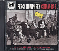 Percy Humphrey CD